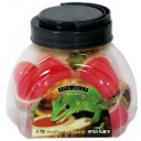 Vita Jelly Red Fruit lizzard 10pcs 875920 by Reptiles-planet color Non