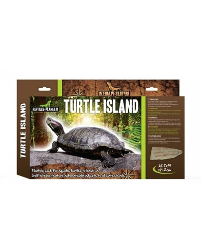 Turtle Island L 876124 by Reptiles-planet