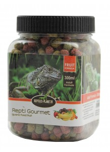 Repti Gourmet Iguana Food Fruit formula Adult 300ml