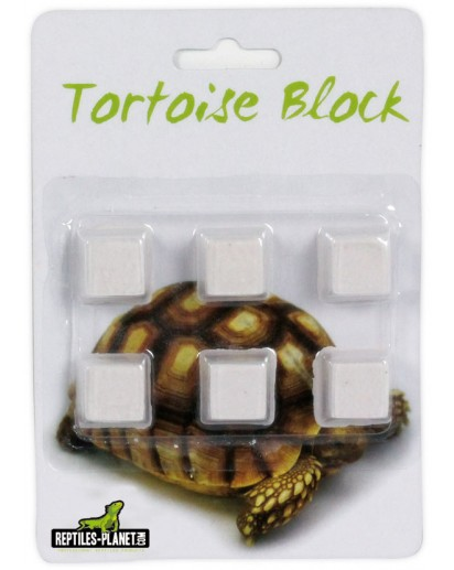 Tortoise block - Bloc de calcium Tortues 875988 by Non color Non