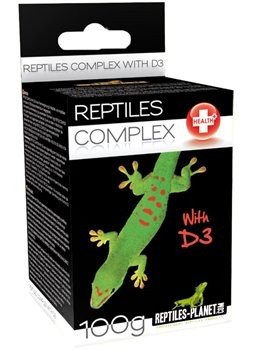 vitamines reptiles