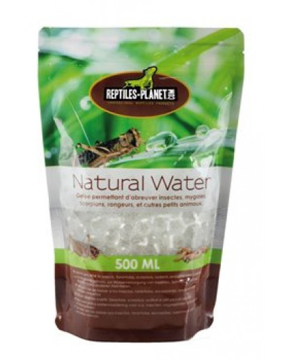 Natural Water 500 ml - 690551 by Reptiles-planet color Non