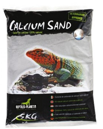 Calcium Sand Atacama Black 2.5kg 875842 by Reptiles-planet