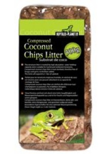 Compressed Coconut Chips Litter 500g