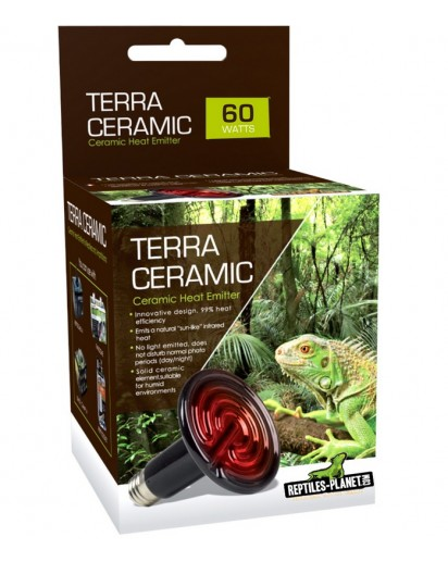 Terra Ceramic 60W 870555 by Reptiles-planet color Non
