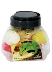 Vita Jelly Mix lizzard 10pcs