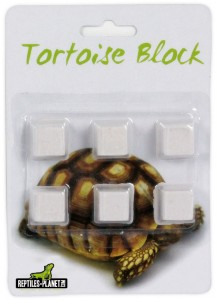 Tortoise block - Bloc de calcium Tortues