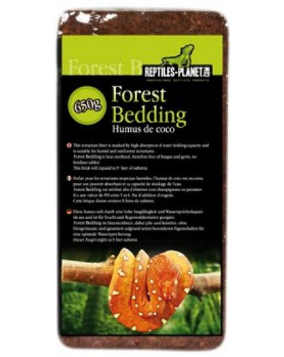 Forest Bedding 650g 890580 by Reptiles-planet color Non