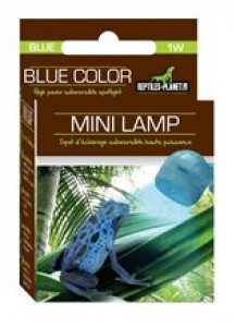Mini Lamp blue