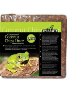 Compressed Coconut Chips Litter 4.5kg