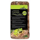 Compressed Coconut Chips Litter 500g 890574 by Reptiles-planet color No