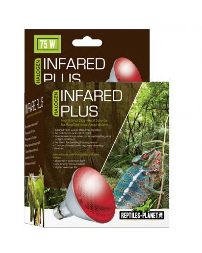 Infrared Plus Halogen 75W  870882 by Reptiles-planet