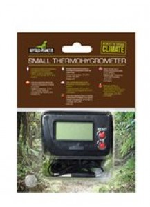Small Thermo-Hygrometer