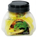 Vita Jelly Banana lizzard 10pcs 875922 by Reptiles-planet color No