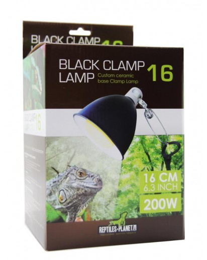 Black Clamp 16 870852 by Reptiles-planet color Non