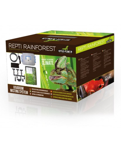 Repti Rainforest 875794 by Reptiles-planet color Non