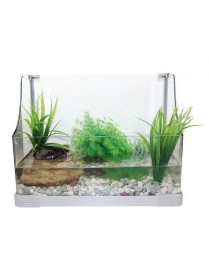 Aqua Terra Over View 40x23x29H cm 870172 by Reptiles-planet color Non