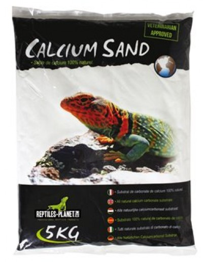 Calcium Sand Sechura Naturel 2.5kg 875838 by Reptiles-planet