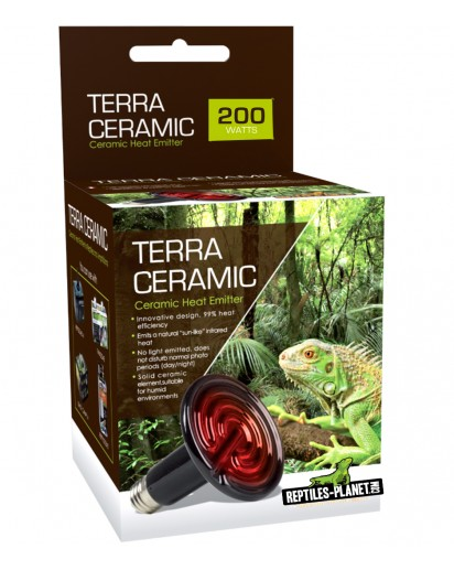 Terra Ceramic 200W 870567 by Reptiles-planet color Non