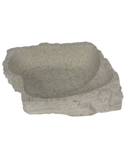 Stone Age Serie:Dish S (14x3x11cm) 876210 by Reptiles-planet