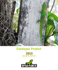 catalogue Reptiles-Planet.com 2015